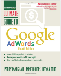 Ultimate Guide To Google AdWords By Perry Marshall Edition 4